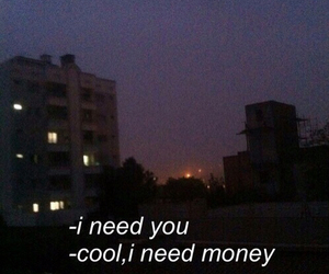 money, grunge, and quotes image