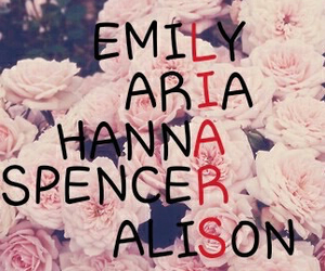 alison, emily, and hanna image