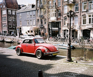 car and city image