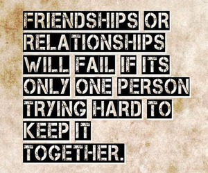 friendship, quotes, and relationships image