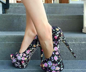 beautiful, shoes, and perfect image