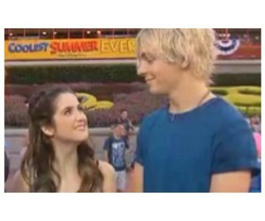 disney world, love, and ross lynch image