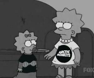 arctic monkeys, grunge, and indie image