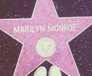 Marilyn Monroe, stars, and pink image