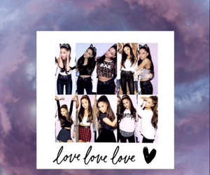 background and ariana grande image