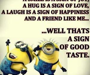 friend, happy, and hug image