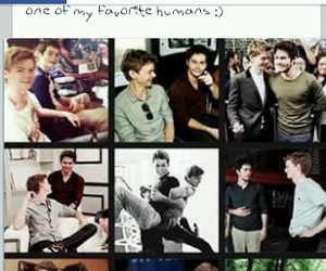 friend, dylmas, and thomas sangster image