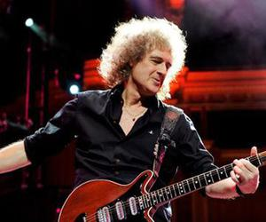 guitar, Queen, and brian may image