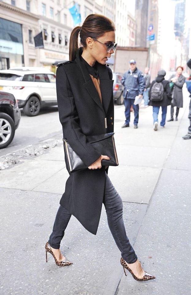 fashion, style, and victoria beckham image