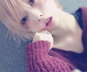 美少女, かわいい, and みゆはん image