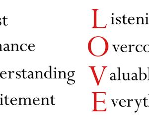 love, true, and true love image