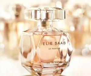 elie saab and perfume image