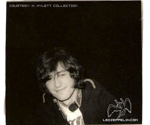 jimmy page, led zeppelin, and cute image