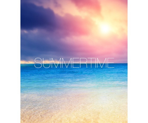 beach, plage, and summer image
