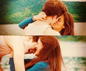 love, twilight, and kiss image