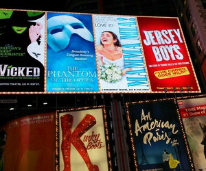 beautiful, wicked, and jersey boys image