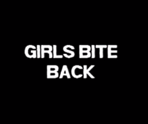 girl, quotes, and bite image