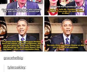 john green, barack obama, and funny image