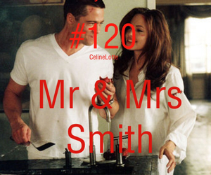 movie, mr, and smith image