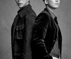jung kyung ho and yoon hyun min image