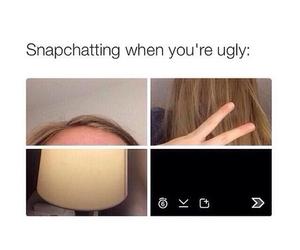 funny and snapchat image