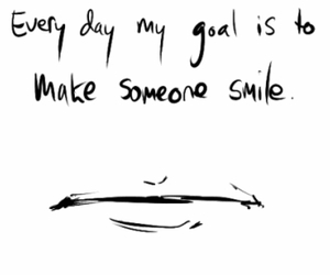 goal, smile, and happy image