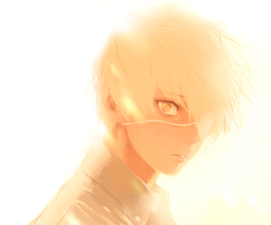 anime, cool, and eyepatch image