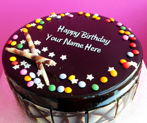 photos, wishes, and chocolate cakes image