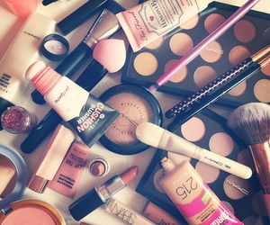 cosmetics, makeup, and beauty image