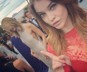 model, barbara palvin, and cannes image