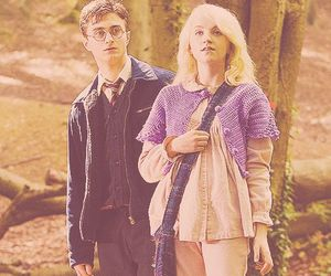 harry potter and luna image