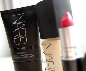 nars, lipstick, and makeup image
