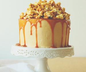 cake, good, and ice cream image