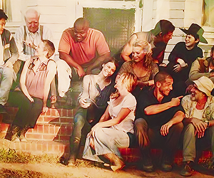 the walking dead, twd, and family image
