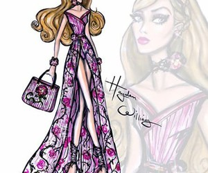 hayden williams, aurora, and disney image