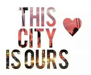 song, btr, and this city is ours image