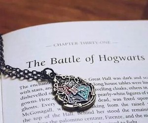 happiness, reading, and harry potter image