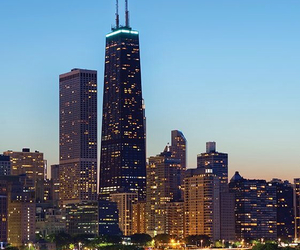 beautiful, building, and chicago image