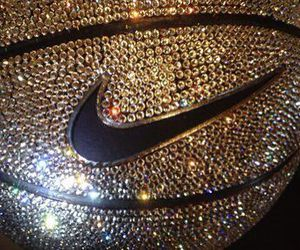 nike, Basketball, and ball image