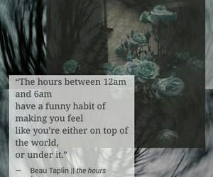 day, night, and sad image