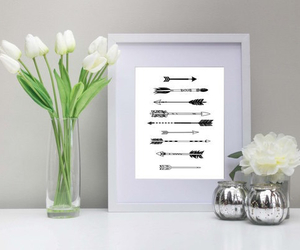 flowers, home, and home decor image