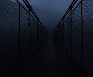 dark, blue, and grunge image