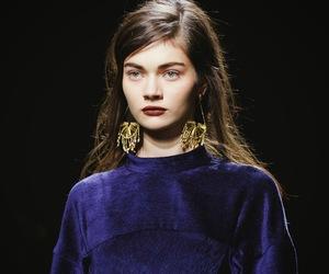 fashion, model, and antonina vasylchenko image