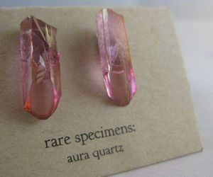 aura, earings, and pale image