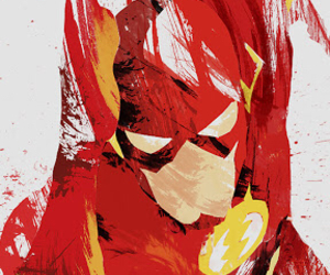 flash and wallpaper image