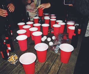 alcohol, dark, and party image