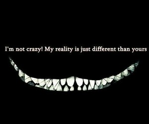 crazy, reality, and true image