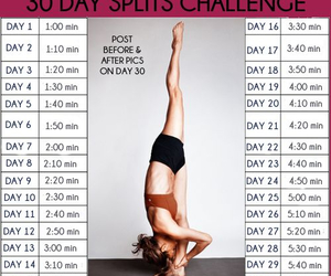 challenge, exercise, and workout image
