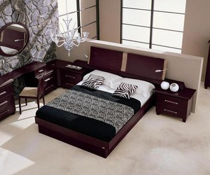 bedroom, furniture, and home decor image