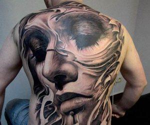 angel tattoo image